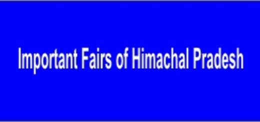 Fairs of Himachal Pradesh