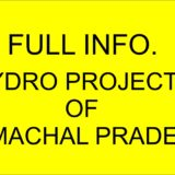Hydro Projects in Himachal Pradesh